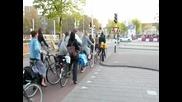 Колко коли засне камерата за 1 час на кръстовище в Холандия???