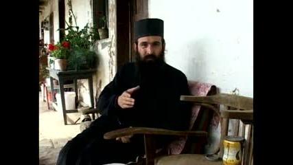 Български монах разяснява световната финансова криза