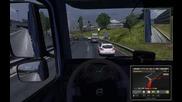 Euro Truck Simulator 2 ; Пътят към богатството ; S1 Ep.1 ; Добро начало ! 2