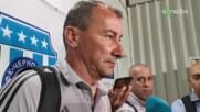 Стамен Белчев: Загубихме две точки днес