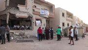 Libya: Sirte's al-Jizah al-Bahriya neighborhood residents start rebuilding destroyed homes