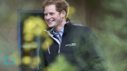Queen Elizabeth Gives Prince Harry a Knighthood