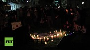 Australia: 'Light the Dark Melbourne' welcomes refugees with candle-lit vigil