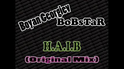 Boyan Georgiev (bobstar) - H.a.i.b. (original Mix) 2012