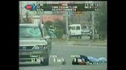 Accident - voiture - moto