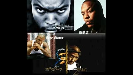 2pac & The Game - Gangsta Rap(remix)