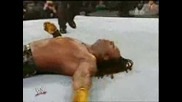 Survivor Series 2004 - Jbl vs Booker T ( Wwe Championship)