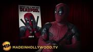 Дедпул говори за филма си