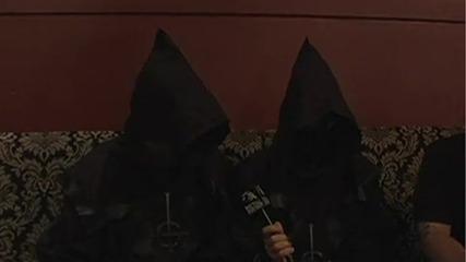 Ghost - Първото видео интервю
