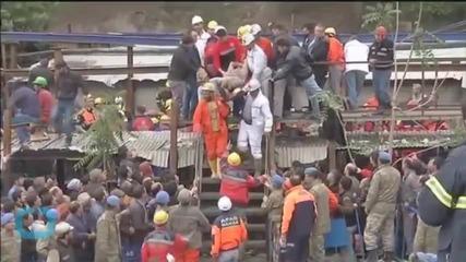 Turkish Mine Disaster Protestors: