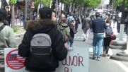 France: Clashes rage in Paris as protesters decry labour reforms