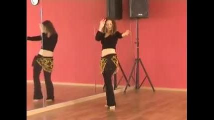 Ориенталски танци урок 2