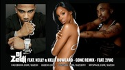 Nelly Feat. Kelly Rowland and 2pac - Gone [remix] [ Hd ]