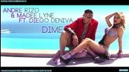 2012 !! Andre Rizo ft Madee Lyne ft. Diego Deniva - Dime (donde Estas)