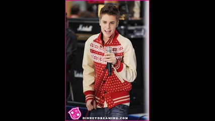 New! Justin Bieber - Mistletoe