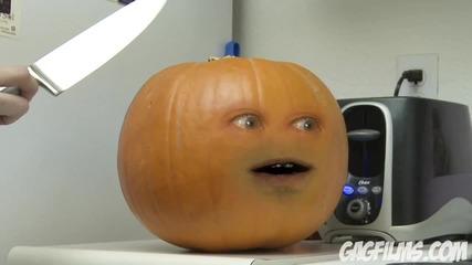 The Annoying Orange 2 Plumpkin Hd