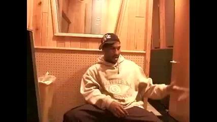 D12 & Eminem - In The Studio (part 1)