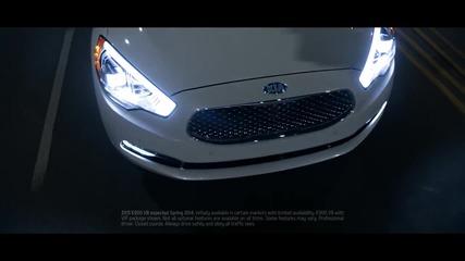 Реклама На Невероятната Kia K900 2014