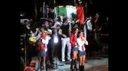 края на последният им концерт 21.12.08 (част 1)