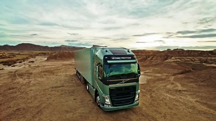 Volvo Trucks - Have a look around the new Volvo Fh_(720p)