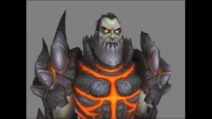 Wow Cataclysm Deathwing human deathwing