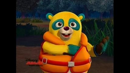 Специален агент Осо - Детски сериен анимационен филм Бг Аудио Епизод 20
