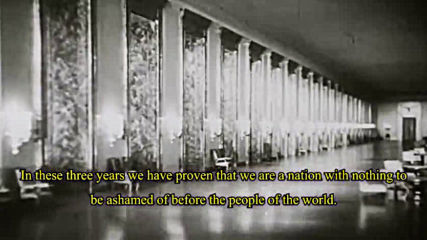 Adolf Hitler - The Building Of A Nation