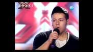Тези двамата взривиха публиката и не само - X - Factor България 14.09.11