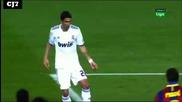 Barcelona vs Real Madrid *april 2011*