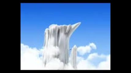 3d Animation - Смешен Мечок Се Катери По Леда