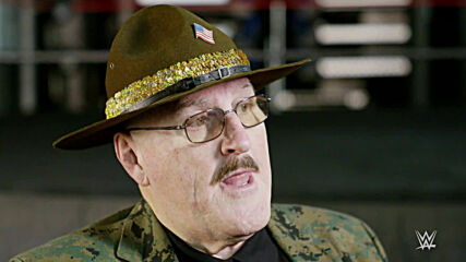 Without Pat Patterson there might not be a Sgt. Slaughter: WWE Network Exclusive, Dec. 4, 2020