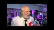 Lepa Brena - Na rodjendanskoj proslavi kod Emira Hadzihafizbegovica, Reportaza TV NOVA 09. 09. '11