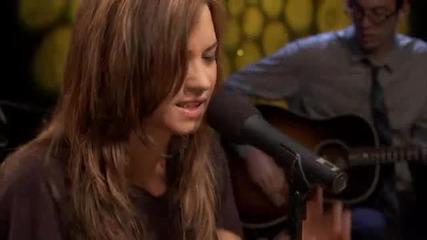 Demi Lovato - Got Dynamite в cambio Cares Concert
