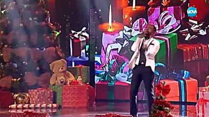 Стивън Ачикор - Joy To The World - X Factor - Коледен концерт (24.12.2017)