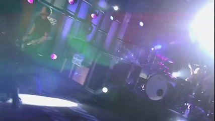 Evanescence - Going Under Live At Jimmy Kimmel
