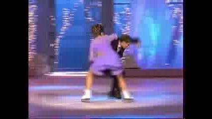 Екатерина Гусева В Шоуто Звезди На Леда4