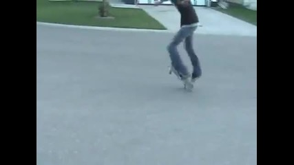 easy skateboarding tricks