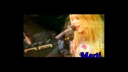 Avril Lavigne ~music Video~|| Collab with marti723