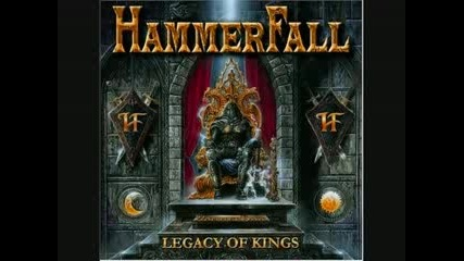 Hammerfall - Warriors Of Faith