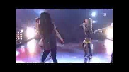 Pussycat Dolls - When I Grow Up (Schlag De Raag) (На живо)