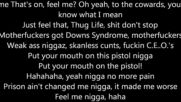 2 Pac- No More Pain Lyrics (hd)