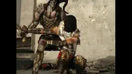 Prince Of Persia - Parody
