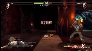 Mortal Kombat 9 Chapter 06 Jax