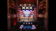 Това трябва да се види!!! Дете чудо пее - Britains Got Talent 2009