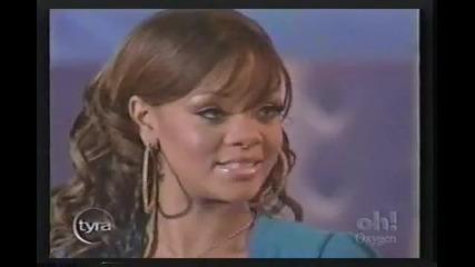 Rihanna Praises Beyonce As Her Idol
