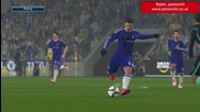 Pro Evolution Soccer 2016 Ps4 Gameplay - Chelsea vs Man City