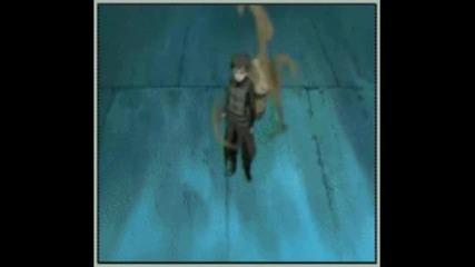 Deidara vs Sasuke New Divide