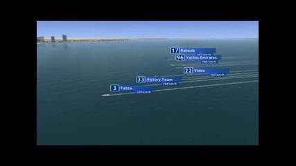 Състезание с лодки - Dubai Duty Free XCat - част 2