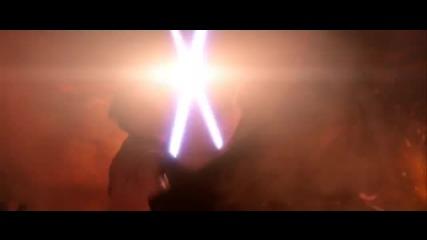 The Final Battle - Darth Vader Vs. Obi-wan - Episode Iii