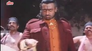Jackie's encounter with Gulshan Grover - Baap Numbri Beta Dus Numbri Scene 6